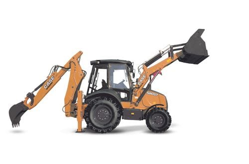 Case 580ST Backhoe