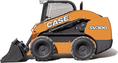 Case SV300 Skid Steer Loader for sale