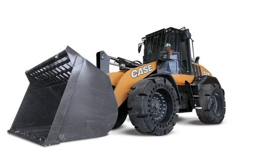 Case 521F Wheel Loader