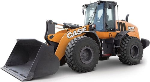 Case 921F Wheel Loader
