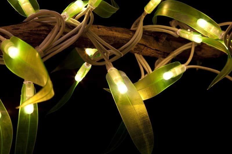 Chain Solar Gum Leaf Green