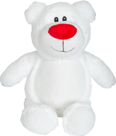 Cubby - Red Nose Bear