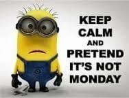 Minion's Monday Wisdom