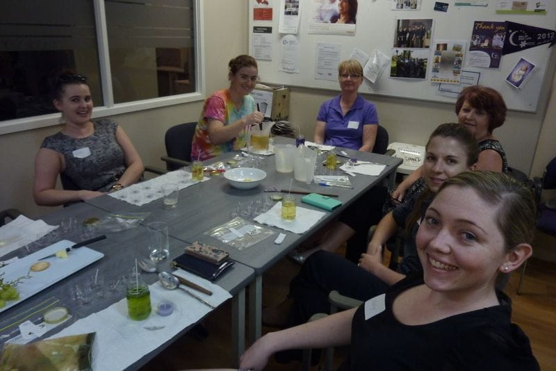 2016 Candle Making Workshops