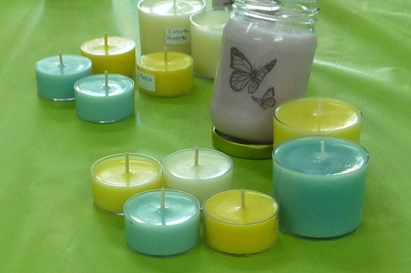 April Candle Making Workshop