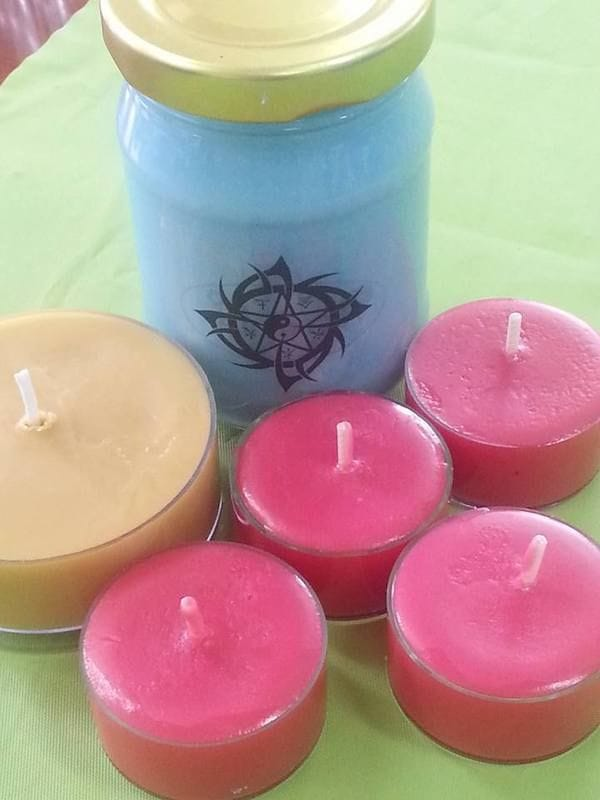 May Mother's Day Candle Making Workshop