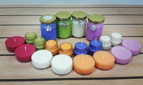 August Candle Making Workshop