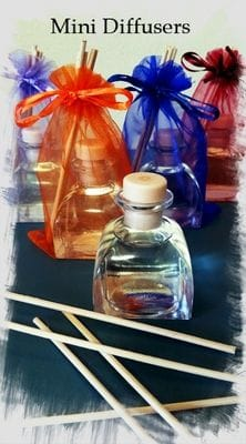 Reed Diffuser, Diffuser, Perfume Diffuser, Room Fragrance