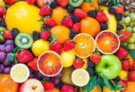 Natural Eco-friendly Apple, Orange, Raspberry  Laundry Powder