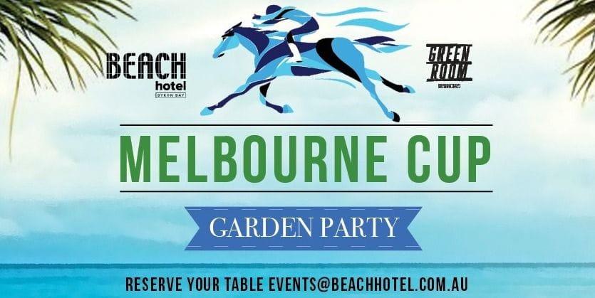 Melbourne Cup Byron Bay Green Room Beach Hotel Byron Bay