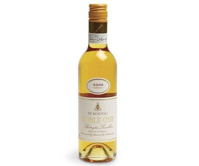 DE BORTOLI NOBLE ONE BOTRYTIS SEMILLION 375ML