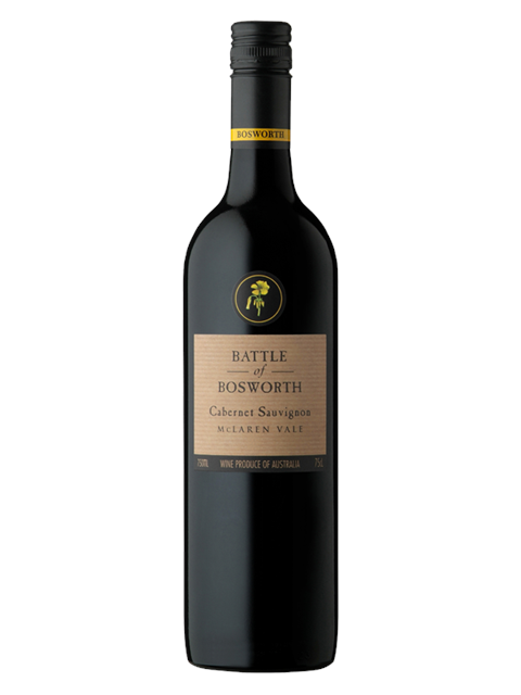 BATTLE OF BOSWORTH CABERNET 750ML