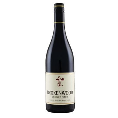 BROKENWOOD PITCH RED 750ML