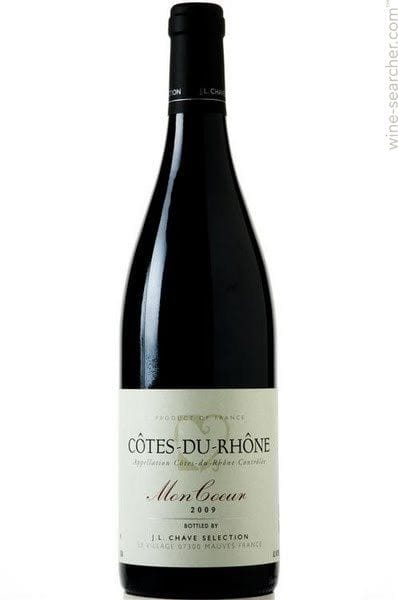 DOM JEAN-LOUIS CHAVE SELECTION CDR MON COEUR 750ML