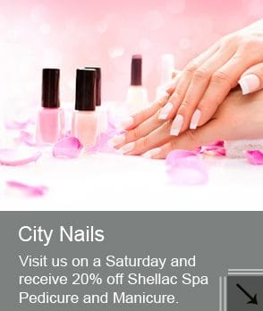 City Nails & Beauty Town Hall Square