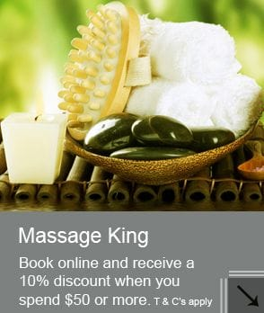 Massage King Town Hall Square