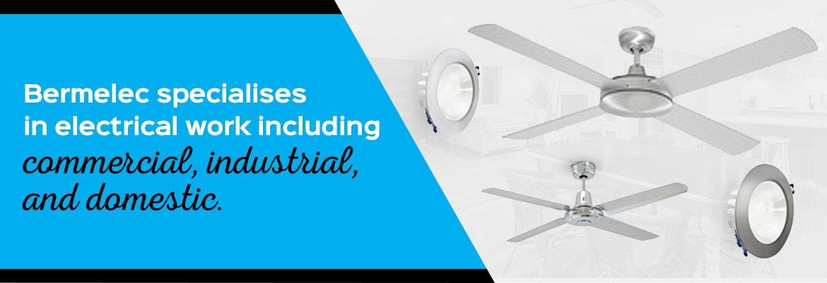 Bermelec electrical ceiling fan installation brisbane mozeypictures Choice Image