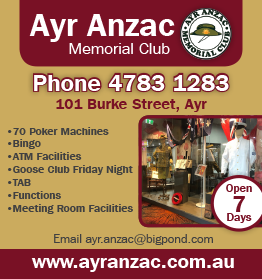 Ayr Anzac Memorial Club