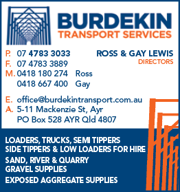 Burdekin Transport