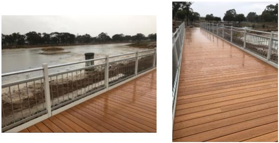 Eva-Last Decking and Screening