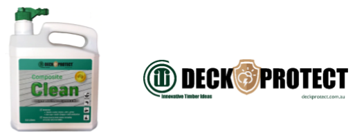 Deck Protect Composite Cleaner