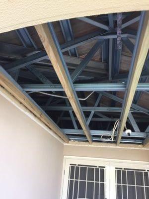 Timberlast WA Ceiling Lining