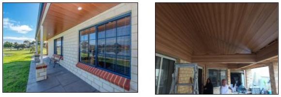 Timberlast Ceiling Installation