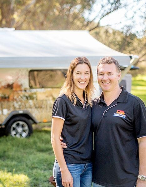 Sundowner Caravan Hire Perth