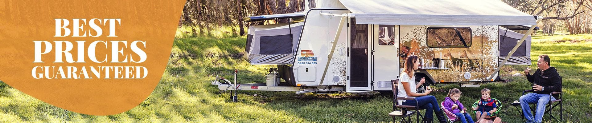 About Sundowner Caravan Hire | Jayco Caravans For Hire Perth