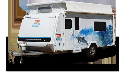 Hire caravan Perth