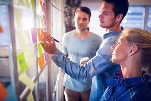 Seven ways to encourage creativity in your team