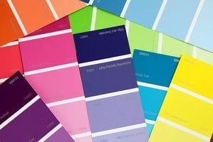 Colour and business identity