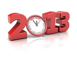 10 New Year resolutions for better business in 2013