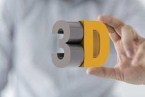 The future of 3D printing and the manufacturing process