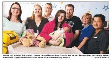 The benefits of charity work with Snap Dandenong South