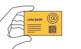 Business card research: How people judge you by your calling card