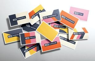 7 business card designs for a great first impression
