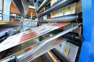 Augmented reality and the future of print