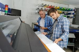 Digital vs. offset printing: What's best for my job?