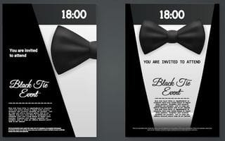 9 creative design ideas for event invitations