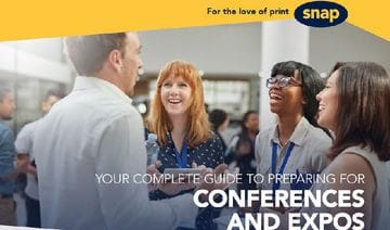 Your complete guide to preparing for conferences and exhibitions