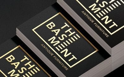 Business card design online impressive business cards recent work reheart Gallery
