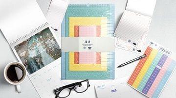 Personalised Printing - Calendars