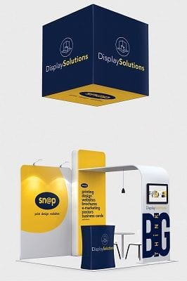 Exhibition Display Solutions : Trade shows and exhibitions
