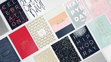 Personalised Printing - Personalised Cards
