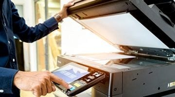 Snap photocopying