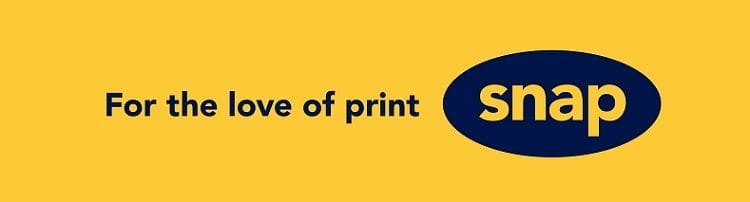 Snap 2019 Brand Campaign - For the love of Print