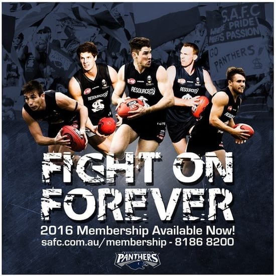 2016 Membership Available Now - Fight On Forever!
