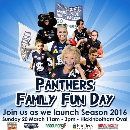 Panthers Family Fun Day/Season Launch