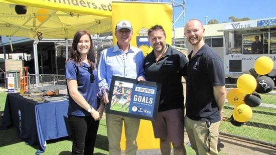 Flinders University Continue Major Partnership with Panthers in 2016
